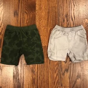 Tea Collection Bottoms - Set of 2 Tea Collection Shorts